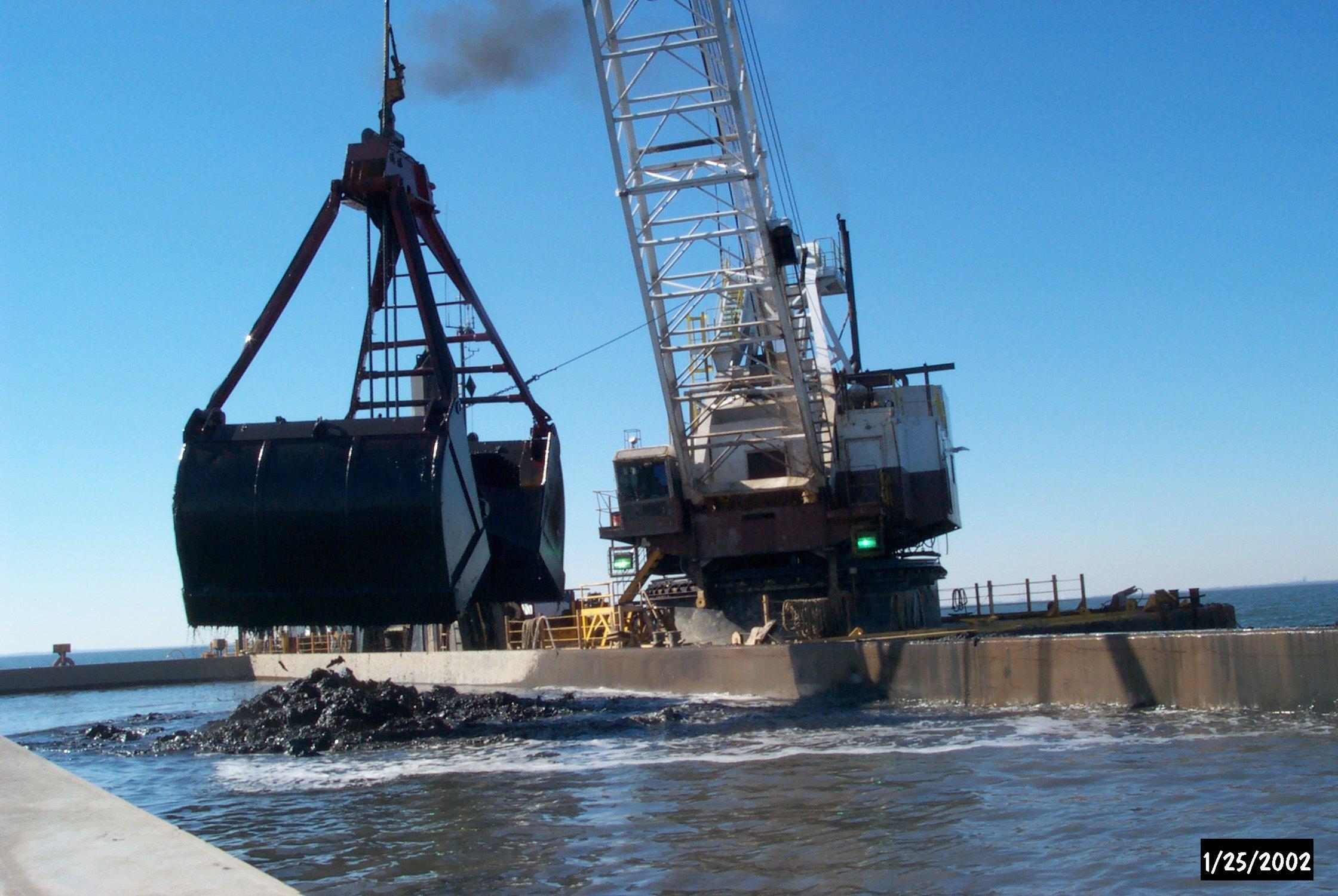 Baltimore Harbor Maintenance Dredging
