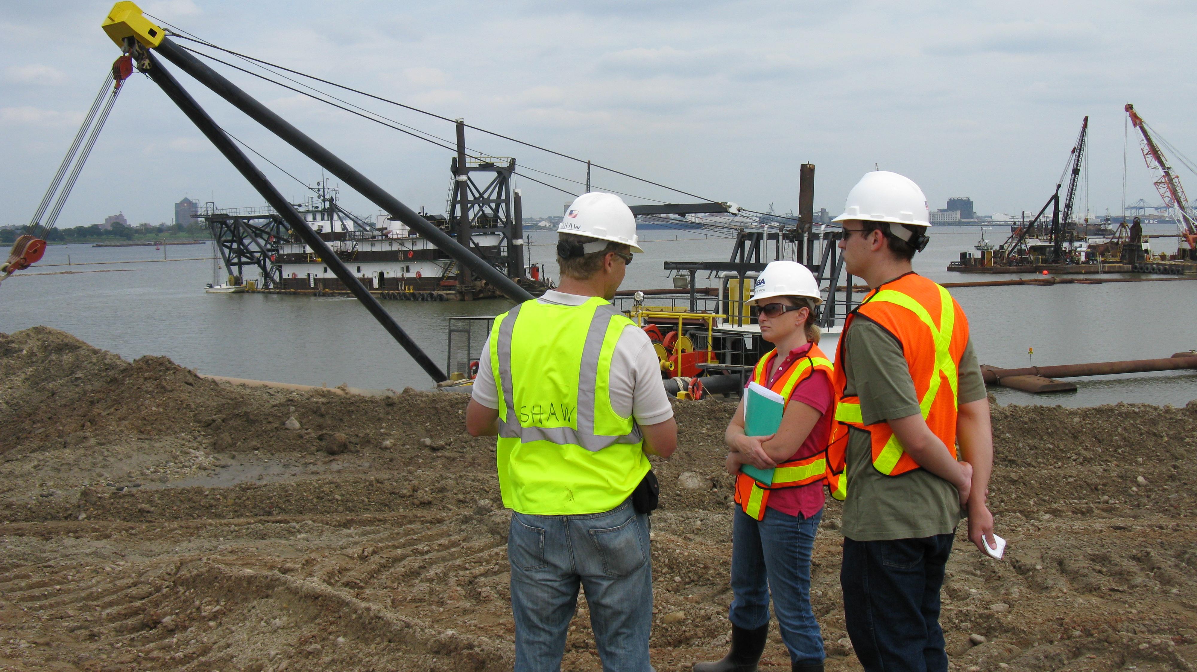 Masonville DMCF Construction Inspection