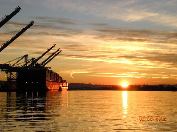 Port of Oakland Inner Harbor