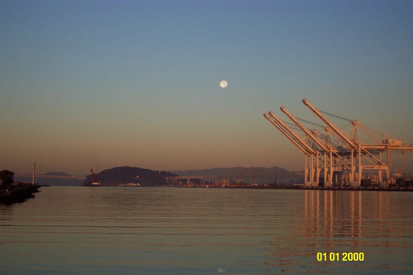 Port of Oakland Inner Harbor and Berth 55