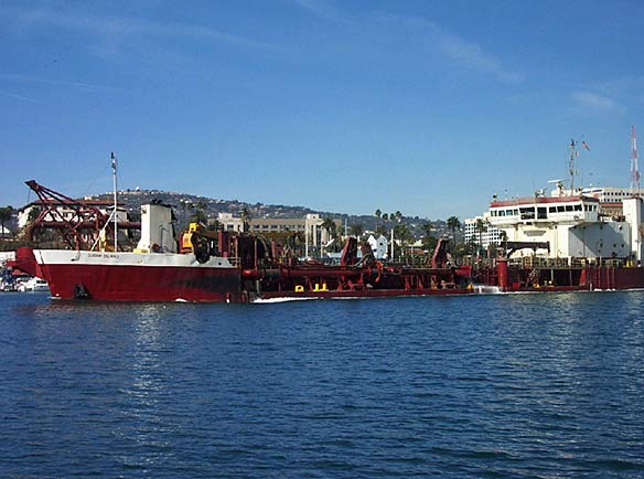 Port of Los Angeles Channel Deepening
