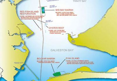 Houston-Galveston Channel Modernization