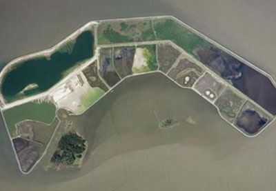 Poplar Island Environmental Restoration